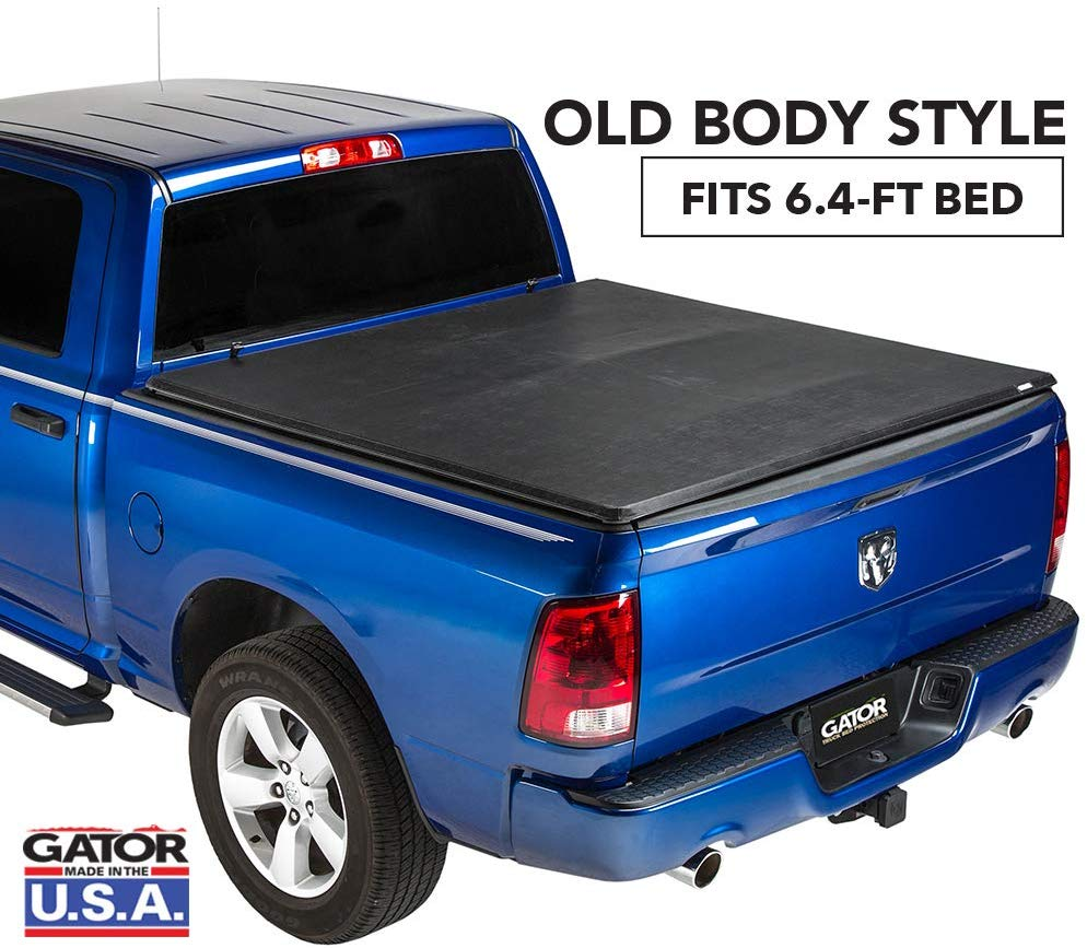 Gator Etx Soft Tri Fold Truck Bed Tonneau Cover 59202 Dodge Ram 2009 18 2019 Classic 1500 6 Ft 4 In Bed W Out Rambox Made In The Usa Diesel Hub Usa